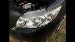 2007 Replace Headlight