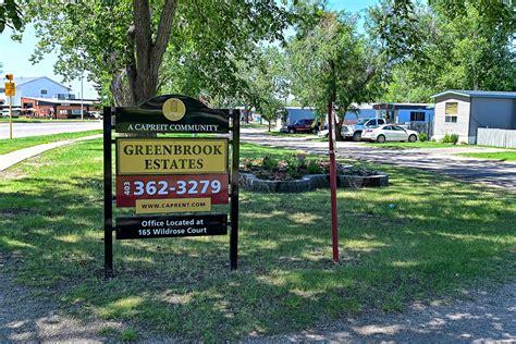 manufactured home communities greenbrook estates greenbrook mobile village brooks ab tr
