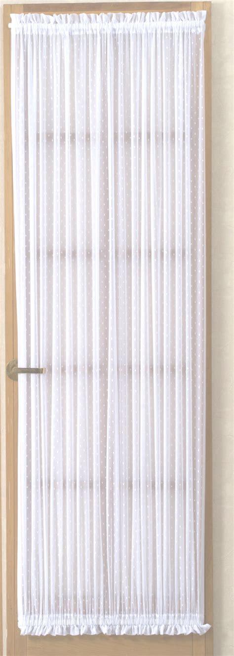 door panel curtains etoile jacquard lace window panels