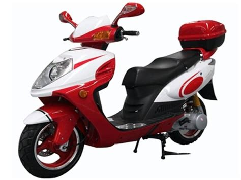 2014 Roketa 150cc Scooter Type 74 Motorcycle From City Of