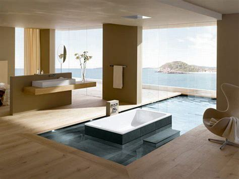Modern Spa Bathroom by Modern Spa Bathroom Design Ideas
