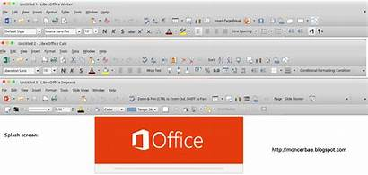 Office Theme Microsoft Libreoffice Linux Install Software
