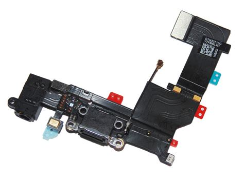 iphone 5c charger port free shipping assemble dock connector flex cable
