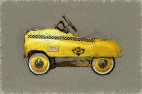 Antique Pedal Car Lll Photograph By Michelle Calkins