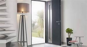 Renforcer Porte D Entrée : large choix de portes d 39 entr e cr ation sur mesure solabaie ~ Premium-room.com Idées de Décoration