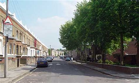 mayall road  herne hill brixton historical
