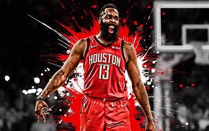 Harden James Basketball Rockets Houston Player Nba