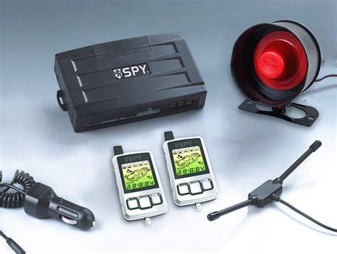 Find Spy 2way Lcd Car Alarm Security System Remote Engine
