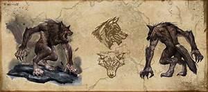 """The playable werewolves of """"The Elder Scrolls Online"""" look ..."""