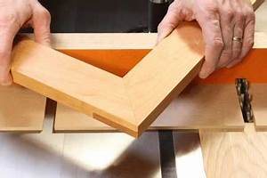 How is a miter cut different from a bevel cut?