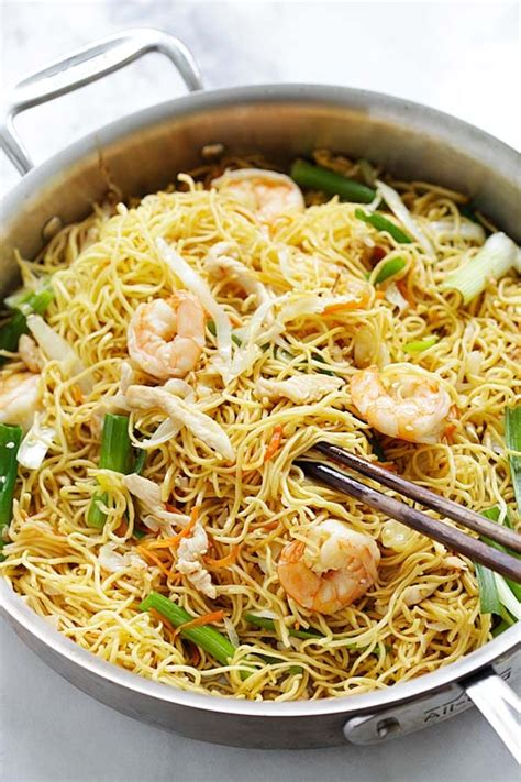 chow mein easy delicious recipes
