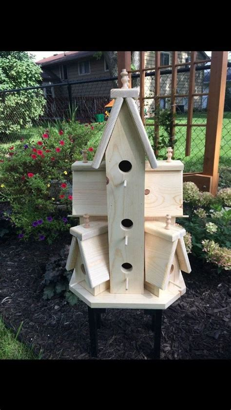 wooden bird houses ideas  pinterest birdhouse