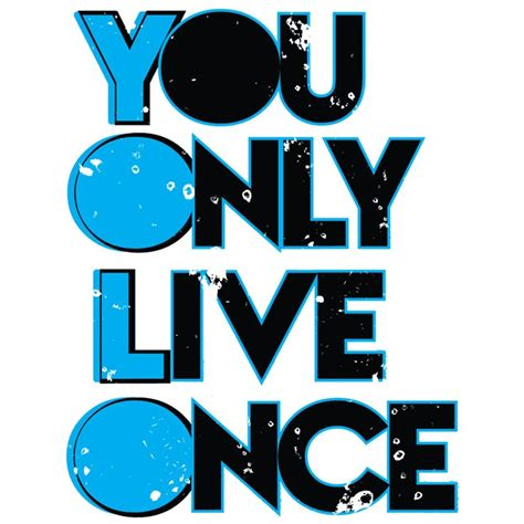 yolo show details for yolo you only live once black