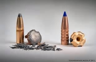 Copper vs Lead Bullet