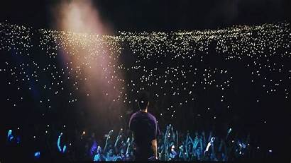 Logic Glow Wallpapers Concert Stage Ps4wallpapers Wallpaperplay