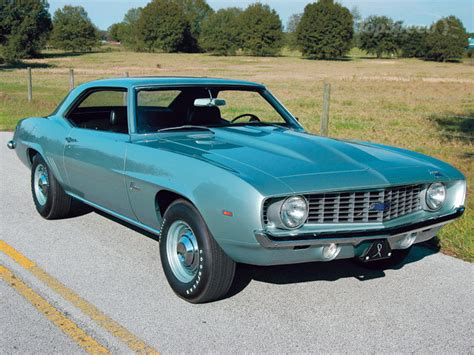 The Top Muscle Cars Of The 60s And 70s   Picture 405357