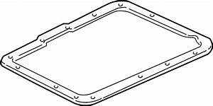 Ford Ranger Automatic Transmission Oil Pan Gasket  Liter