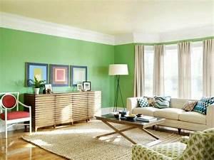 Wand Streichen Ideen Grün : w nde streichen ideen wohnzimmer gr n hell gardinen beige drei bilder an der wand streichen ~ Markanthonyermac.com Haus und Dekorationen