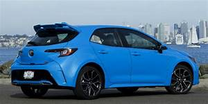 Official 2019 Toyota Corolla Hatchback Power And