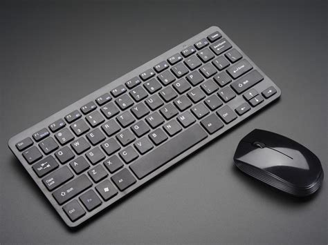 keyboard and mouse wireless keyboard and mouse combo w batteries one usb