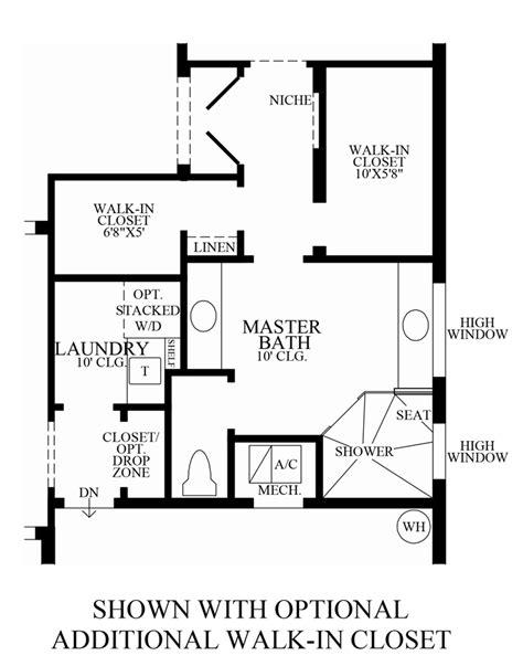 closet floor plans royal cypress preserve the robellini home design