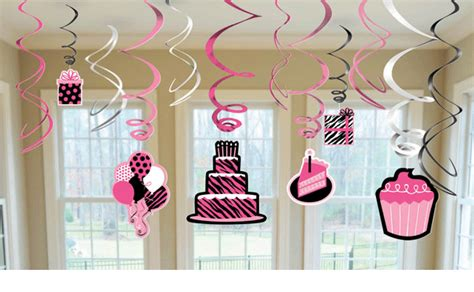 comment faire la décoration pour fête anniversaire