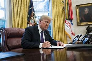 Trump signs sweeping two-year budget deal