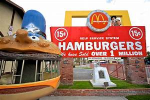 The Original McDonald's: A Museum in San Bernardino ...