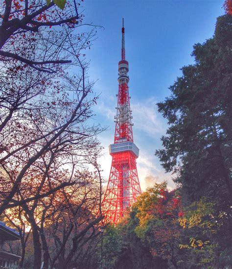 Sushiyama Snapshot: Tokyo Tower