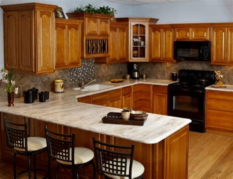 rustic kitchen islands for sale go rustic with hickory cabinets for fall pt 1 the rta