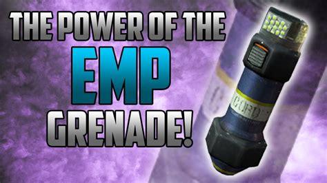 The Amazing Hidden Power Emp Grenade Black Ops