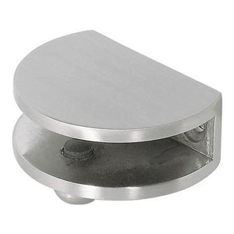 glass shelf supports polished chrome glass shelf support bracket 6 10mm glass