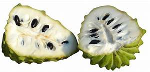 Sliced Custard Apple PNG image - PngPix