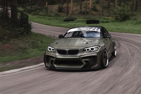 ls swapped bmw  series video specs performance