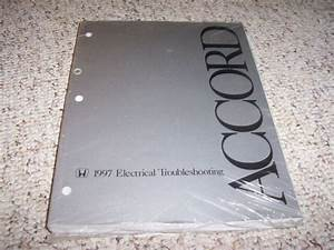 1997 Honda Accord Electrical Wiring Diagram Manual Sedan