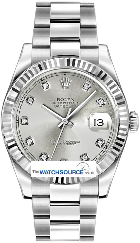 Buy this new Rolex Oyster Perpetual Datejust II 116334 ...