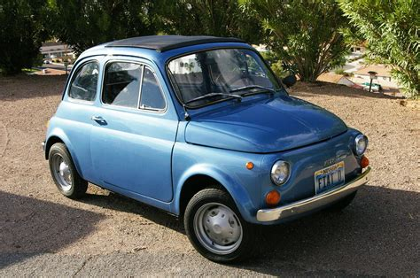 Fiat 500 For Sale by 1967 Fiat 500 Fiat 500 Model 110f For Sale