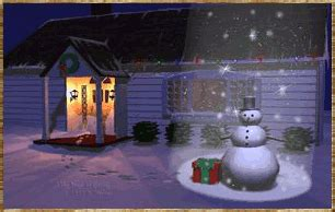 christmas market animated images gifs pictures