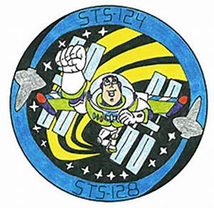 NASA - Children's Patches Tell Toy's Story