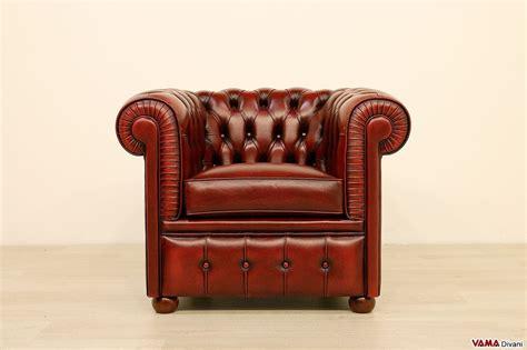 poltrone chesterfield poltrona chesterina vama divani