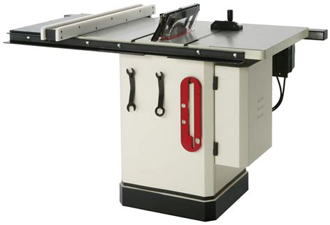 shop fox w1819 3 hp 10 inch table saw with riving knife