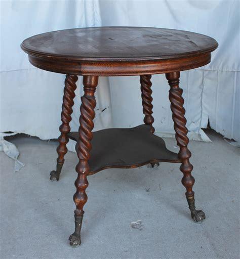 vintage claw foot table bargain john 39 s antiques blog archive antique quarter