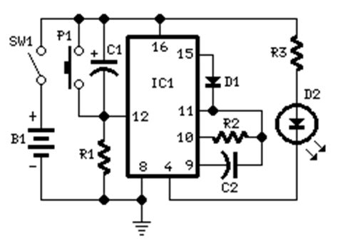 Electronics Circuit Programmable Led Light Electronic