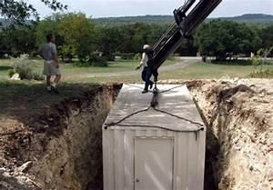 Homemade Underground Bunker