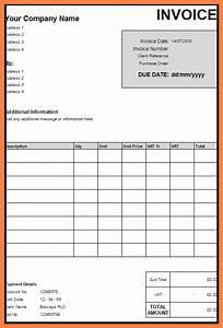 Printable Letterhead Templates 11 Sample Company Invoice Company Letterhead