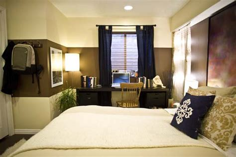 Luxurious Basement Bedroom Ideas With Comfortable Double