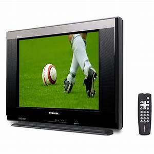 Tv 21 U0026quot  Ultra Slim Semp Toshiba Tela Plana Tv2177