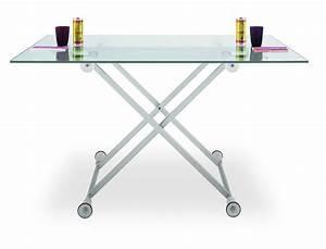 table basse en verre qui se monte With table basse qui se monte