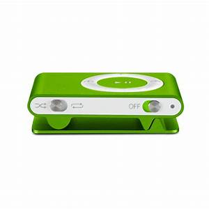 The Stevesonian - iPod shuffle (2nd Generation)