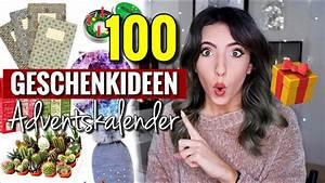 Geschenkideen Für Adventskalender : 100 adventskalender geschenkideen f r weihnachten diy adentskalender bef llen youtube ~ Orissabook.com Haus und Dekorationen